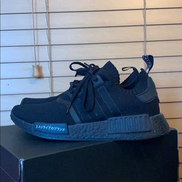 the best attitude 054dd 6f154 adidas Other - Adidas NMD R1 Japan triple black
